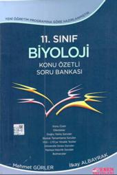 11.Sınıf Biyoloji Konu Özetli Soru Bankası Esen Yayınları