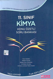 11. Sınıf Kimya Konu Özetli Soru Bankası Esen...
