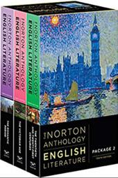 The Norton Anthology Of English Literature 10e...