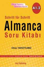 Almanca Soru Kitabı A1.2 Key Publishing