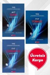 Yks Tyt Tarih Türkçe Coğrafya Soru Bankası Set...
