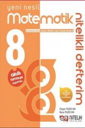 Nitelik Yayınları 8.sınıf Yeni Nesil Matematik...