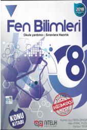 8. Sınıf Fen Bilimleri Konu Kitabı Nitelik...