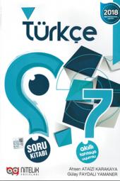 7. Sınıf Türkçe Soru Kitabı Yeni Nitelik...