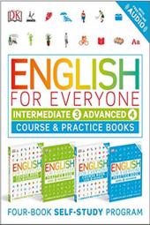 English For Everyone Slipcase Intermediate 3 And Advanced 4