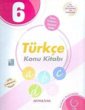 6. Sınıf Türkçe Konu Kitabı Yeni Palme Kitabevi...