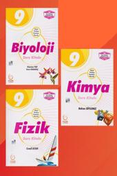 9. Sınıf Biyoloji Kimya Fizik Soru Bankası Seti...