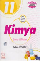 11. Sınıf Kimya Soru Kitabı Yeni Palme Kitabevi...