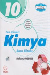 10. Sınıf Fen Liseleri Kimya Soru Kitabı