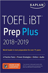 Toefl İbt Prep Plus 2018 2019