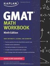 Gmat Math Workbook Kaplan Publishing