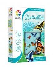 Smart Game Butterflies Eşleştirme Kutu Oyunu