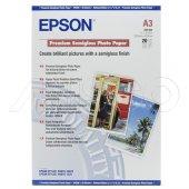 Epson A3 251gram 20li Premium Semigloss Fotoğraf Kağıdı S041334