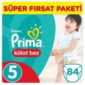 Prima Külot Bebek Bezi 5 Beden Junior Paket 42 Adet 2li Set