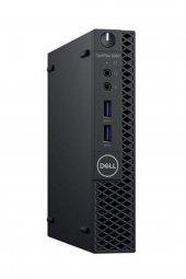 Dell Opti N004o3060mff Ubu 3060mff İ5 8500 1x4g 1x500g Uma Ubuntu