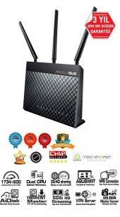 Asus Dsl Ac68u Ac1900 Torrent Vpn 3g 4g Vdsl Fiber Gigabit Modem