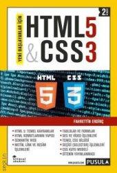 Yeni Başlayanlar İçin Html5 & Css3 Pusula Yayıncılık