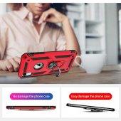 Edelfalke Apple iPhone X Vega Silikon Kılıf Gri-3