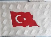 Siirt El Dokuma Tiftik Bayrak