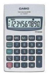 Casio Lc 1000tv Hesap Makinesi 10 Haneli