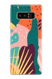 Samsung Galaxy Note 8 Kılıf Leaf Serisi Jocelyn