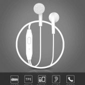 Zolcil Xe100 3.5mm İphone Mp3 Stereo Kulaklık