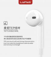 Lapas I6S 3.5mm Stereo Kulaklık-2