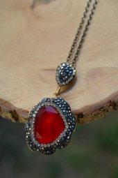 Stoneage Jewellery El Yapımı Tasarım Bayan Kolye
