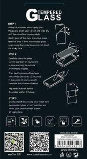 Sony Xperia XZ Temperli Cam Ekran Koruyucu-4