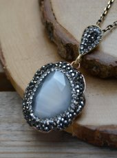 Stoneage Jewellery Özel Tasarım Bayan Kolye
