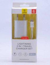 Zore Gold Lightning İphone 1000 Mah Travel Z 08