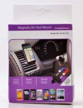 Magnetic Air Vent Mount Petek Araç Telefon...