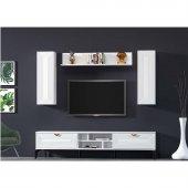 Style Beyaz Tv Ünitesi