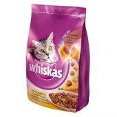 Whiskas Tavuklu Sebzeli Yetişkin Kuru Kedi Maması 300 Gr
