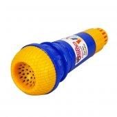 Eğlenceli Harika Mikrofon 23 cm Çocuk Zeka Ve Beceri Geliştiren O-2