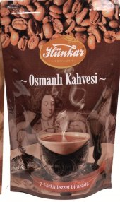 Hünkar Osmanlı Kahvesi 500gr 2 Paket (1kg)