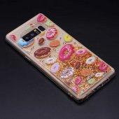 Galaxy Note 8 Kılıf Zore Marshmelo Sıvılı...