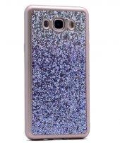 Galaxy J5 Kılıf Zore Simli Kırçıllı Silikon...
