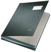 Leitz 5700 Pls.kapaklı İmza Dosyası 20sf Siyah
