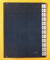 Leitz 5825 Evrak Düzenleyici Dosya A Z