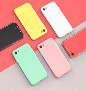 Apple İphone 8 Kılıf Voero 360 Magnet Case