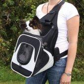 Kedi Köpek Taşıma Sırt Çantası 30*33*26 cm-2