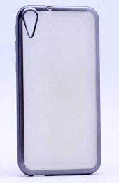 Htc Desire 830 Kılıf Lazer Kaplama Silikon...