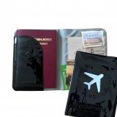 Solaress Pasaport Kılıfı Pasaportluk Seyahat Cüzdanı Bk