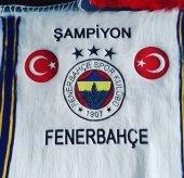 Siirt Tiftiği El Dokuma Bayrak Ve Fenerbahçe Takım Arması