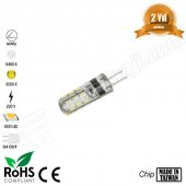 220 V G4 Duylu 1.5 W Ledli Kapsül Ampül