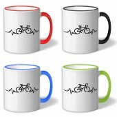 Bıke Pulse Cyclıng Bıcycle Riding Bisiklet Kupa...