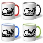 Eat Sleep Drıft Repeat Race Sport Motospor Kupa...