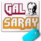 Mustafa Kemal Atatürk Galatasaray Ata Gs 1905 Mouse Pad