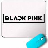 Black Pınk Blackpınk Logo Mouse Pad
